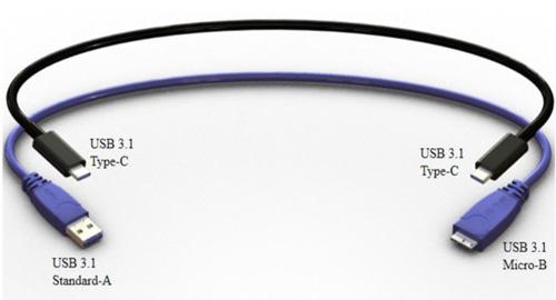 Cổng USB-C trên MacBook Pro 2016 hỗ trợ cả hai giao thức truyền dữ liệu USB 3.1 và Thunderbolt 3, nhưng khác biệt với cổng USB-A hỗ trợ USB 3.1 đang thịnh hành trên thị trường với đầu cắm màu xanh dương để phân biệt - Ảnh: Forbes
