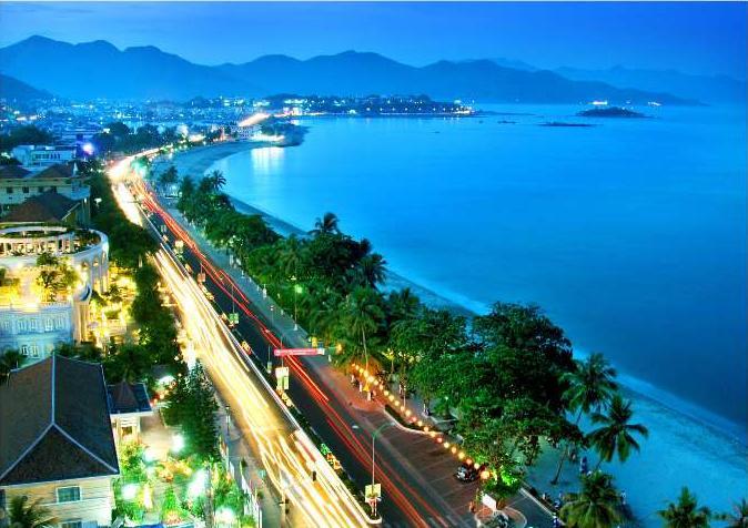 Nha Trang - Khánh Hòa là một trong những điểm du lịch nổi tiếng